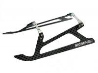 Aluminum/Carbon Fiber Landing Gear