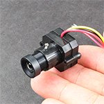 Mini Digital FPV Camera (1/3 inch HD Color CMOS / 10g)[03-740]