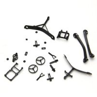 Hisky HFW400 Plastic parts package (800408)