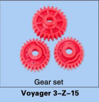Walkera Voyager 3-Z-15 Gear Set