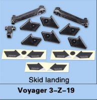 Walkera Voyager 3-Z-19 Skid Landing