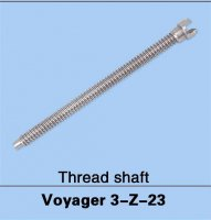 Walkera Voyager 3-Z-23 Thread Shaft