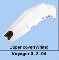 Walkera Voyager 3-Z-04 Upper Cover (White)