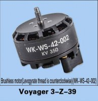 Walkera Voyager 3-Z-39 Brushless Motor (Levogyrate Thread Counter-clockwise) (WK-WS-42-002)