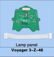 Walkera Voyager 3-Z-46 Lamp Panel