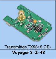 Walkera Voyager 3-Z-48 Transmitter (TX5815 CE)