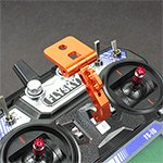 FPV Mounting Stand/Kit for LCD Monitor (Orange) [08-166]