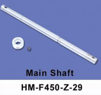 HM-F450-Z-29 Main Shaft