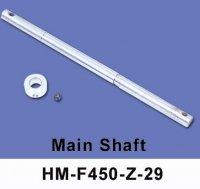 HM-F450-Z-29 Main Shaft