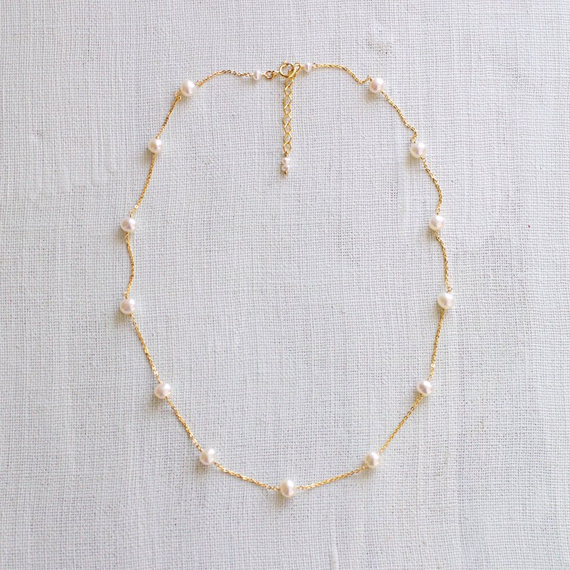 station : Pearl(necklace)