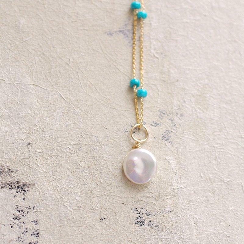 Pearl maru keshi(charms)
