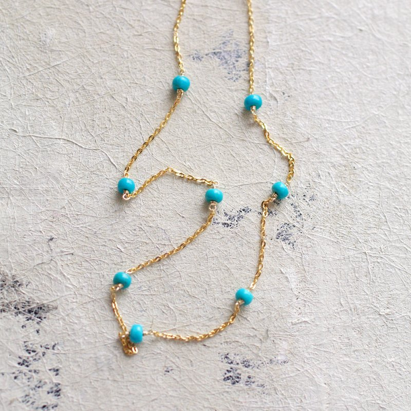 station : Turquoise(necklace)