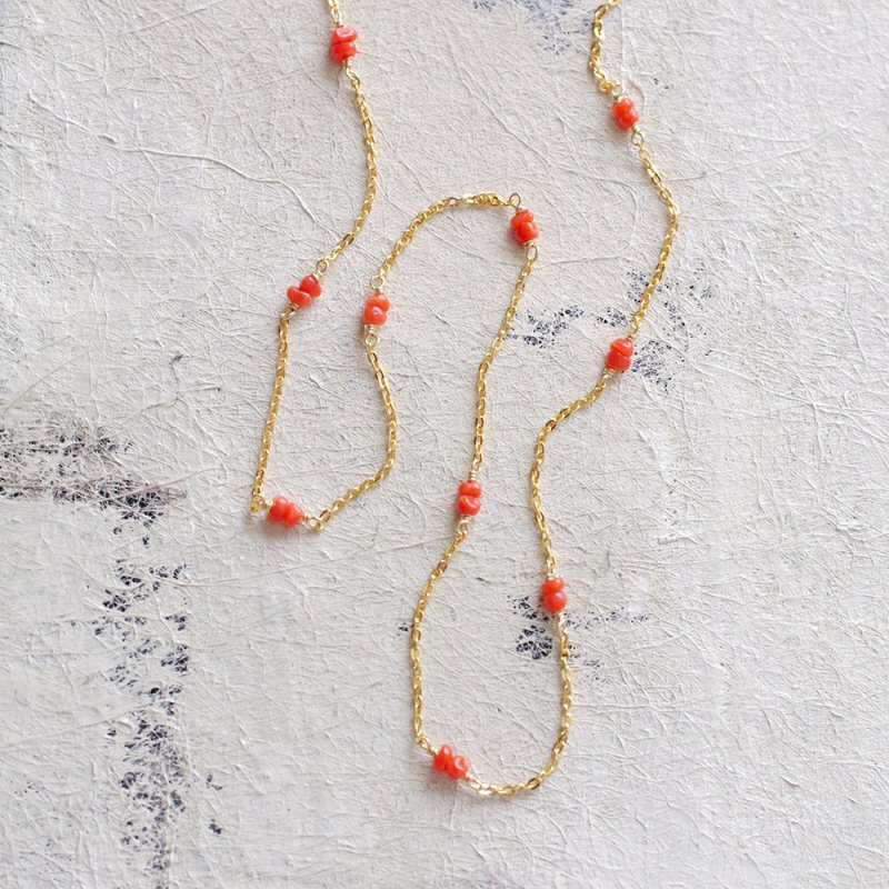 station : Coral(necklace)