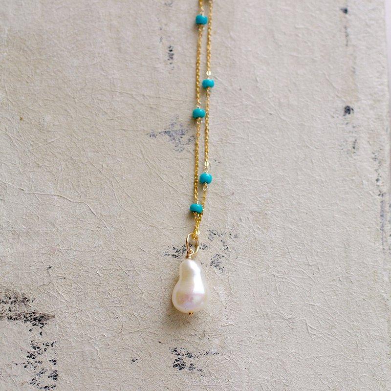 Pearl naga keshi(charms)2