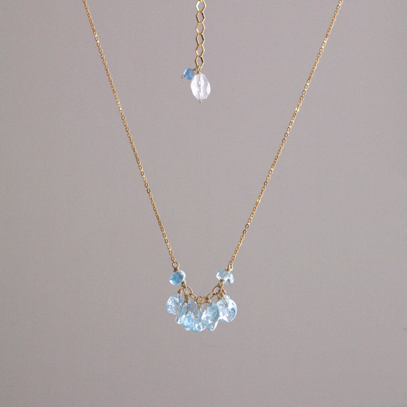 Aquamarine(necklace)