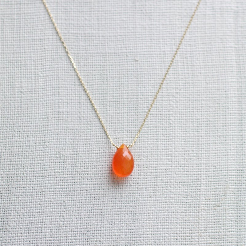 namida : Carnelian(necklace)