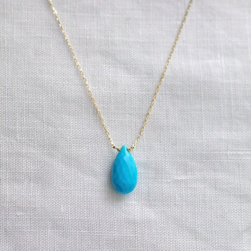 namida : Turquoise(necklace)2