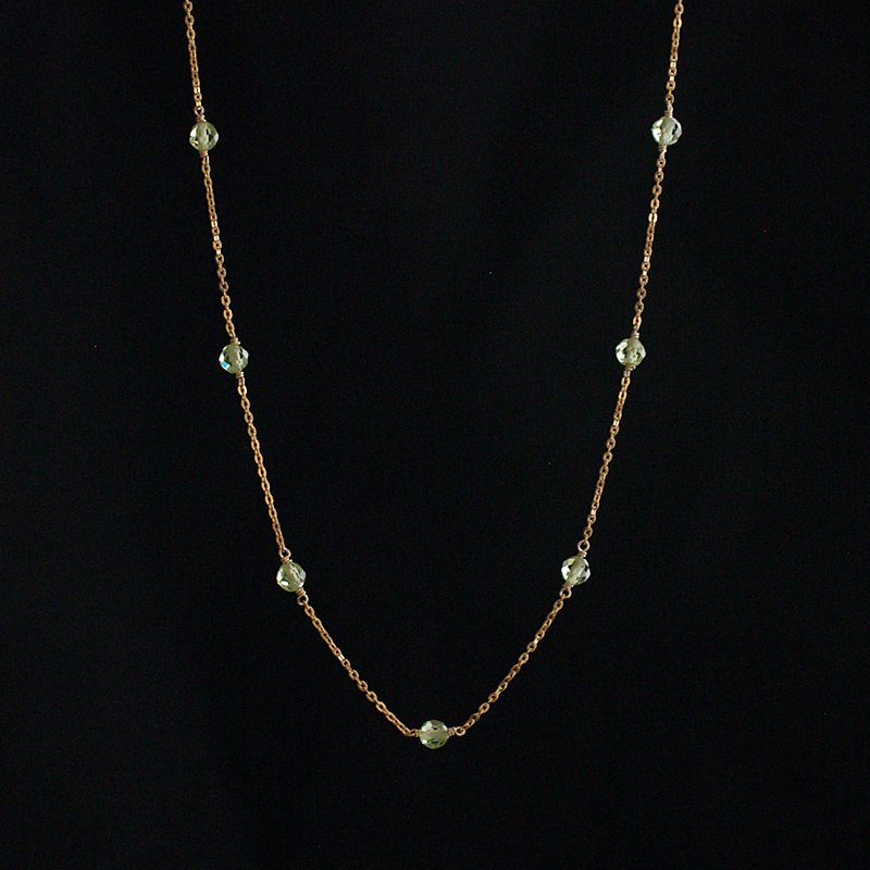 station : Peridot(necklace)
