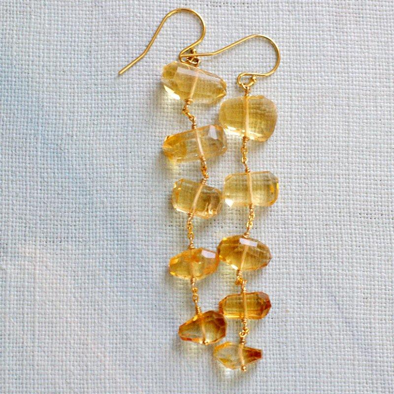 in Summer(earring)