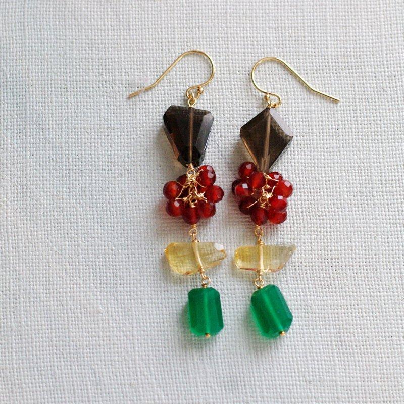 4 Colors(earring)