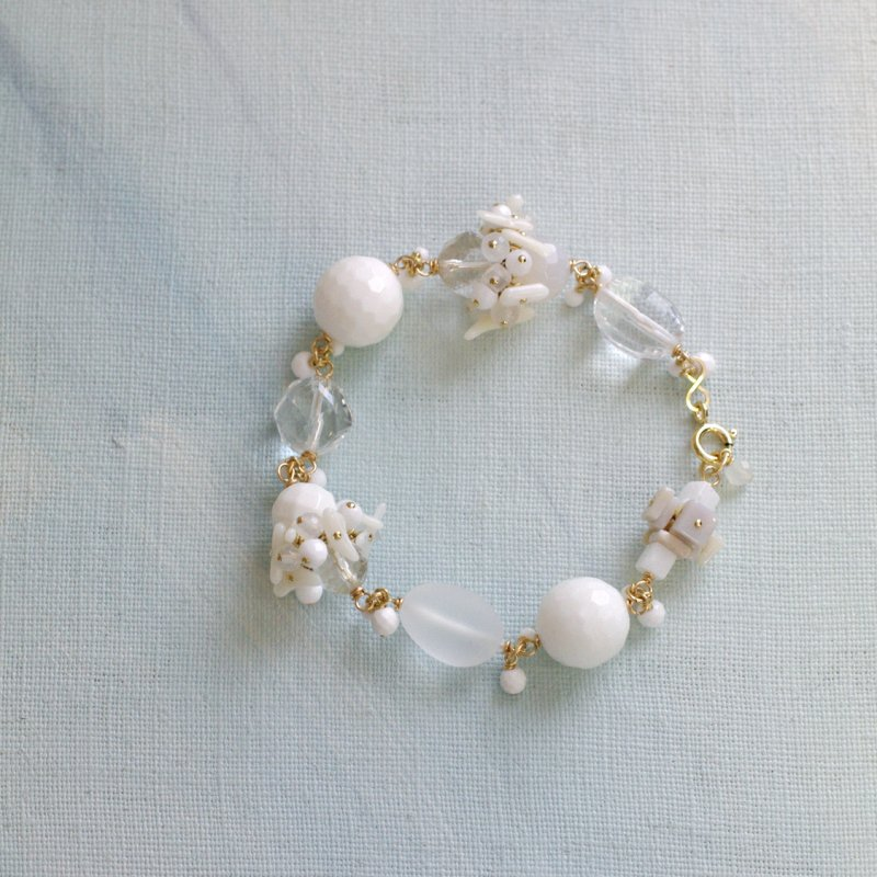 White Bouquet(bracelet)
