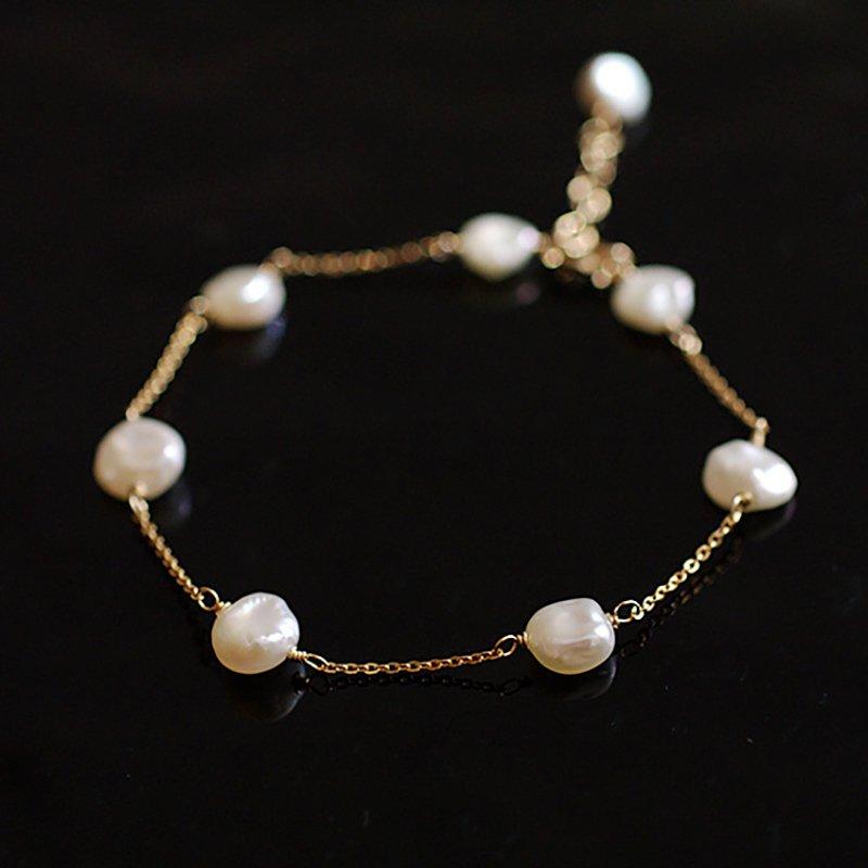 Keshi Pearl(bracelet)
