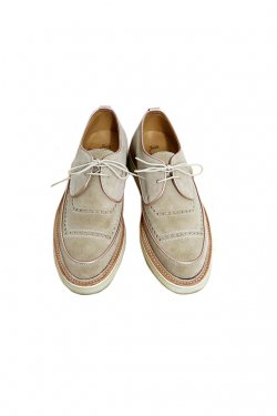 【30%OFF】JieDa × KIDS LOVE GAITE - CREPE SOLE SHOES