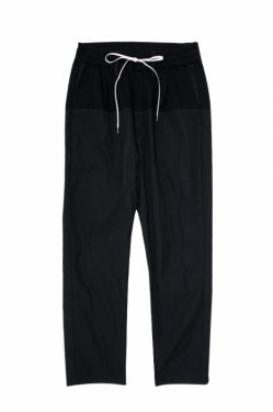 MUZE - EASY SETUP PANTS (BLACK)