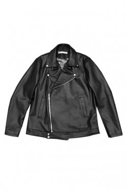 MUZE - MINIMAL RIDERS JACKET (BLACK)