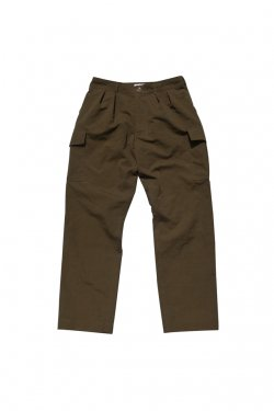 【30%OFF】FORTY FOUR - ZIP CARGO PANTS (KHAKI)