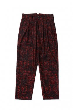 MUZE - NOISE EASY SLACKS (RED)