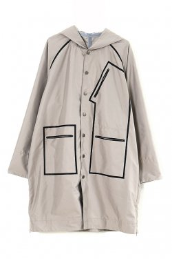 【30%OFF】PARADOX - LONG COAT (GRAY)