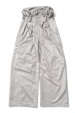 【50%OFF】PARADOX - WIDE PANTS (GRAY)