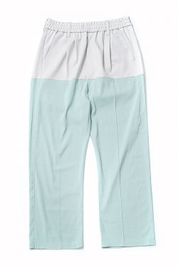 MUZE - EASY SLACKS (MINT GREEN)