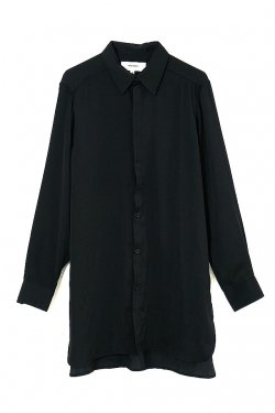 【40%OFF】PARADOX - LONG SHIRTS (BLACK)