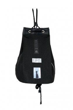 MUZE - REFLECTOR PIECE BAG (BLACK)