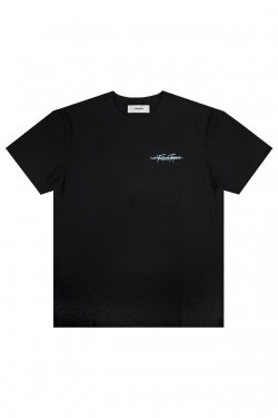 PARADOX × LOYALTY FLOWERS - PHOTO TEE (BLACK)