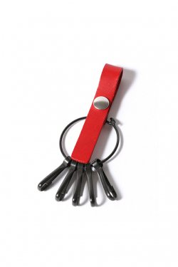 JieDa - KEY HOLDER (RED)