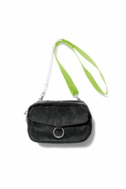 MUZE - IN-VALID BAG (BLACK)