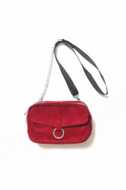 MUZE - IN-VALID BAG (RED)