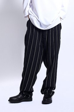 MUZE - STRIPE SLACKS