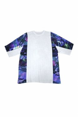 PARADOX - CUTTING GRAPHIC TEE (WHITE)