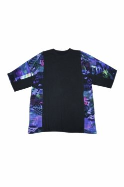 PARADOX - CUTTING GRAPHIC TEE (BLACK)