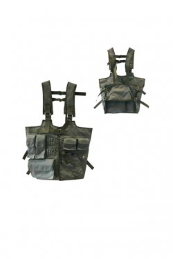 FORTY FOUR - TACTICAL VEST (OLIVE)