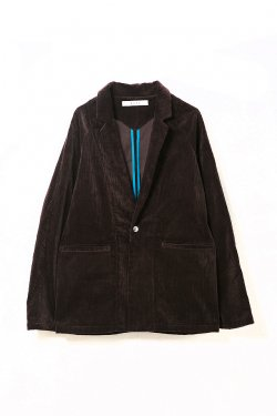 MUZE - IN-VALID JACKET(BROWN)
