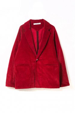 MUZE - IN-VALID JACKET(RED)