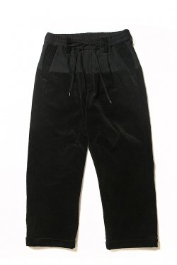 MUZE - IN-VALID SLACKS (BLACK)