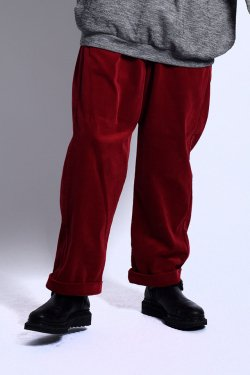 MUZE - IN-VALID SLACKS (RED)