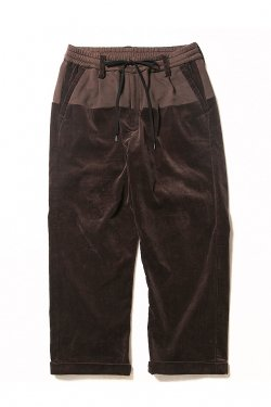 MUZE - IN-VALID SLACKS (BROWN)