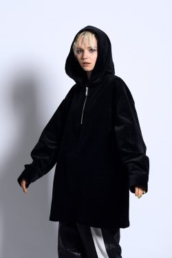 MUZE - IN-VALID PARKA (BLACK)